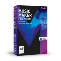 Magix Music Maker Premium 365
