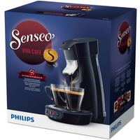 Senseo Viva Café Kaffeepadmaschine (Schwarz)