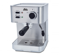 Solis Primaroma Espresso machine 1.5l Edelstahl (Edelstahl)