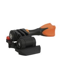 Rollei Halterung Flexibel Camera mount (Schwarz, Orange)