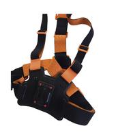 Rollei Brustgurt ProWear Camera mount (Schwarz, Orange)