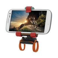 Rollei Smartphone Halterung Wingman (Schwarz, Orange)