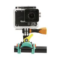 Rollei Fahrradhalterung Uni Camera mount (Mehrfarbig)