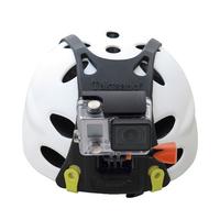 Rollei Helmhalterung Front Pro Camera mount (Schwarz)