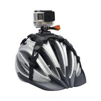 Rollei Helmhalterung Fahrrad Pro Camera mount (Schwarz)