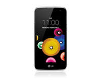 LG K4 K120E 8GB 4G Weiß (Weiß)