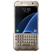 Samsung EJ-CG930UFEGDE Tastatur für Mobilgeräte (Gold)
