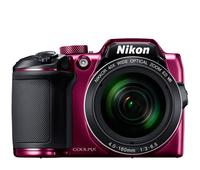 Nikon COOLPIX B500 16MP 1/2.3Zoll CMOS 4608 x 3456Pixel Schwarz (Violett)
