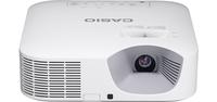 Casio XJ-F210WN Desktop-Projektor 3500ANSI Lumen DLP WXGA (1280x800) Weiß Beamer (Weiß)
