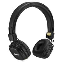 Marshall Major II Bluetooth Stereophonisch Kopfband Schwarz (Schwarz)