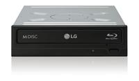 LG CH12NS40 Eingebaut Blu-Ray DVD Combo Schwarz (Schwarz)