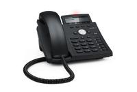 Snom D315 Kabelgebundenes Mobilteil Schwarz, Blau IP-Telefon (Schwarz, Blau)