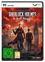 Bigben Interactive Sherlock Holmes – The Devil's Daughter