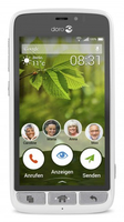 Doro Liberto 8031 8GB Weiß (Weiß)