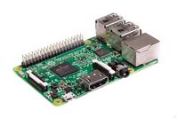 Raspberry Pi 3 Model B 1200MHz Entwicklungsplatine