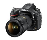 Nikon D810 AF-S 24-120mm f/4 VR Kit 36.3MP CMOS 7360 x 4912Pixel Schwarz (Schwarz)