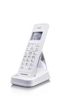 Grundig D3145 DECT Anrufer-Identifikation Integrierter Anrufbeantworter Weiß (Weiß)