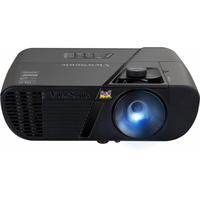 Viewsonic Pro7827HD 2200ANSI Lumen DLP 1080p (1920x1080) 3D Desktop Schwarz (Schwarz)