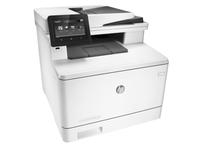 HP LaserJet Pro MFP M377dw Laser A4 WLAN Grau (Grau)