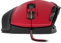 SPEEDLINK SL680004BKRD USB 3200DPI Rot rechts Maus (Rot)