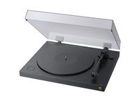 Sony PSHX500 Plattenspieler (Schwarz)