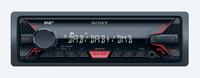 Sony DSX-A300DAB 220W Schwarz Auto Media-Receiver (Schwarz)