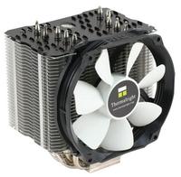 Thermalright MACHO 120 SBM Chipset Kühler Computer Kühlkomponente (Schwarz, Silber, Weiß)