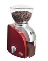 Solis 960.85 Kaffeemühle (Rot)