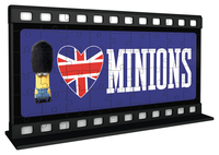 Ravensburger Filmstreifen Minion - British