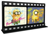 Ravensburger Filmstreifen Minion - Natural zurück