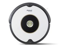 iRobot ROOMBA605 Schwarz, Weiß Roboter-Staubsauger (Schwarz, Weiß)