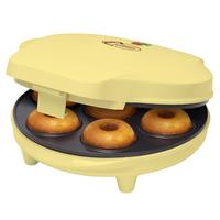 Bestron ADM218SD Cupcake- & Donut-Macher (Gelb)