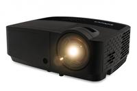 Infocus IN128HDSTX Tragbarer Projektor 3500ANSI Lumen DLP 1080p (1920x1080) 3D Schwarz Beamer (Schwarz)
