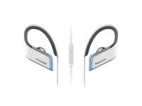 Panasonic RP-BTS50E-W Stereophonisch Ohrbügel Weiß Mobiles Headset (Weiß)