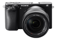 Sony α A6300 + T* E 16-70mm F4 ZA OSS 24.2MP CMOS 6000 x 4000Pixel (Schwarz)