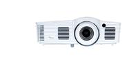 Optoma EH416 Desktop-Projektor 4200ANSI Lumen DLP 1080p (1920x1080) 3D Weiß Beamer (Weiß)