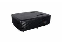 Optoma H183X 3200ANSI Lumen DLP WXGA (1280x800) 3D Desktop Schwarz (Schwarz)