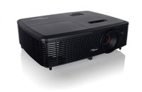 Optoma W330 3000ANSI Lumen DLP WXGA (1280x800) 3D Tragbar Schwarz (Schwarz)