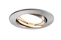 Paulmann 927.78 Innenraum Recessed lighting spot 6.8W A+ Metallisch Lichtspot (Metallisch)