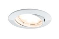 Paulmann 927.75 Innenraum Recessed lighting spot 6.8W A+ Weiß Lichtspot (Weiß)