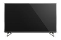Panasonic VIERA TX-50DXW734 50Zoll 4K Ultra HD Smart-TV WLAN Silber LED-Fernseher (Silber)