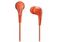 Pioneer SE-CL502-M im Ohr Binaural Verkabelt Orange Mobiles Headset (Orange)