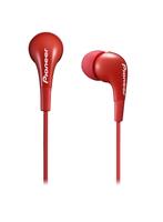 Pioneer SE-CL502-R im Ohr Binaural Verkabelt Rot Mobiles Headset (Rot)
