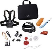 Rollei 21638 Camera mount Zubehör für Actionkameras (Mehrfarbig)