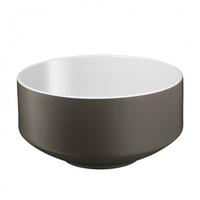 WMF Salatschale 3-teilig lava grey satin Moto (Grau)