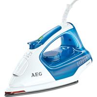 AEG DB5220 Trocken und Dampf Keramik Blau, Weiß (Blau, Weiß)