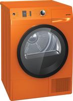 Gorenje D85F66NO Freistehend Frontlader 8kg Orange (Orange)