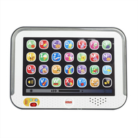 Fisher Price CDG57 Grau Tablet (Grau)
