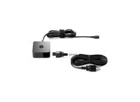 HP 45W USB Type-C AC Adapter Innenraum 45W Schwarz (Schwarz)
