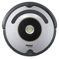 iRobot Roomba 616 (Schwarz, Silber)